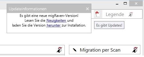 Updateinfo-Box